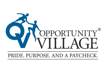 Opportunity Village Pride Purpose And A Paycheck