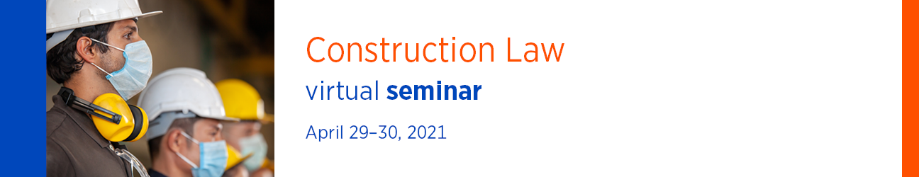2021 Construction Law